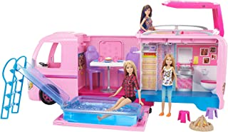 Barbie- DreamCamper Autocaravana, Multicolor, 41 x 81 cm (