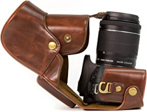 canon 100d leather case