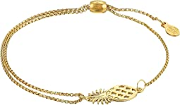 Alex and Ani - Pineapple Pull Chain Bracelet