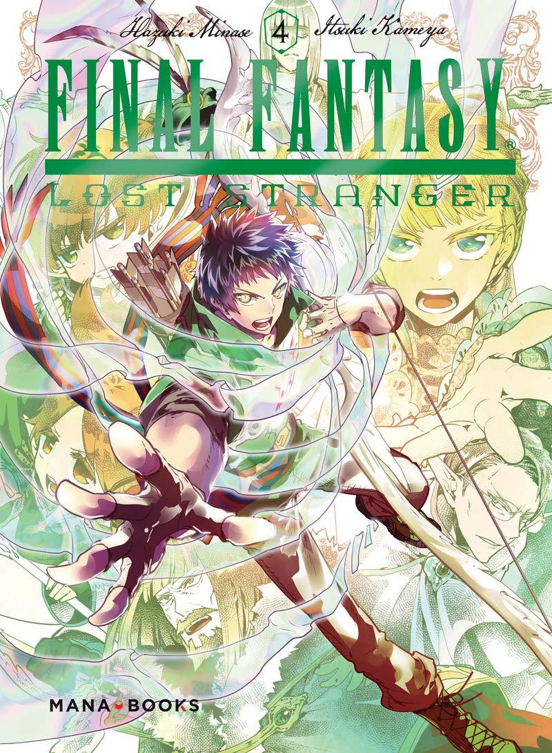 Final Fantasy Lost Stranger