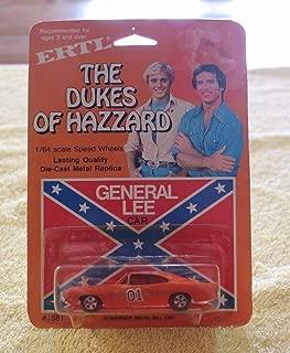 1981 Ertl the Dukes of Hazzard 1/64 Die-cast General Lee Car