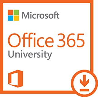 Microsoft Office 365 University 4 Year | PC or Mac Download