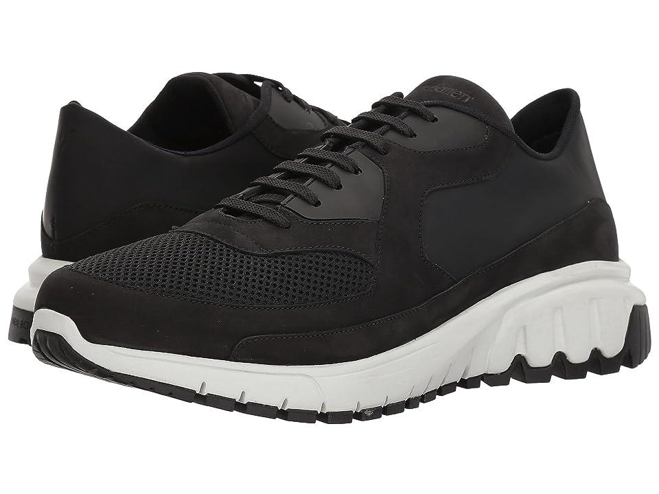 Neil Barrett Urban Runner Sneaker (Black/White) Men