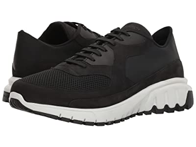 Neil Barrett Urban Runner Sneaker (Black/White) Men