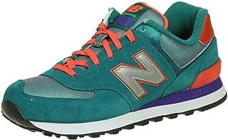 New Balance WL 574 Seb Galapagos 40.5: : Chaussures