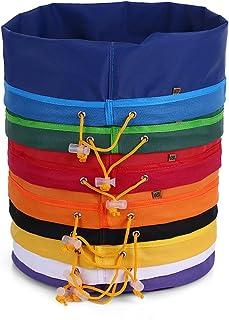 Goolsky 8pcs/set 5 Gallon Filter Bag Bubble Bag Herbal Ice Essence Extractor Kit Set of 8pcs Micron Bag Drawstring Bags Ex...