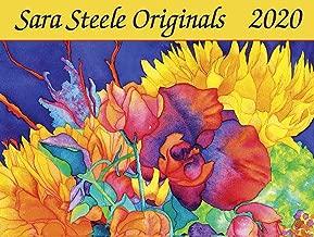 The 2020 Sara Steele Originals Calendar: Paintings & Inspiration