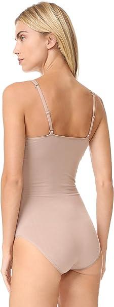 US Small//Medium Yummie WHITE Conner Seamless Convertible Halter Bodysuit