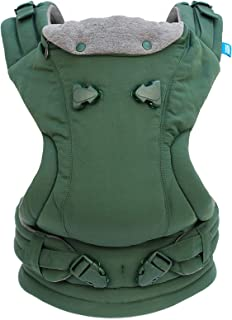 We Made Me Imagine Deluxe 3-in-1 Baby Carrier, Racing Green