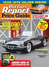 Best old cars report price guide magazine Reviews