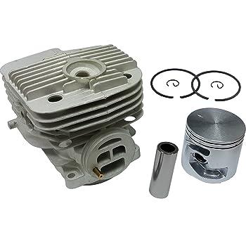 SeekPro Kit pistone Cilindro 56mm per troncatrice Husqvarna K960 K970 Husqvarna PN 544935605 5449356-03 544935602