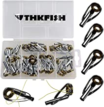thkfish Fishing Rod Tip Repair Kit Heavy Duty Fishing Tip...
