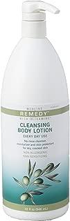 Remedy Olivamine Cleansing Body Lotion, 32 Fl OZ(946 ml)