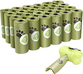 Viesap Bolsas Caca Perro, 390 Bolsas Para Excrementos De Per