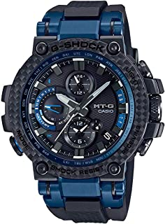 Men's Casio G-Shock MT-G Connected Black Resin Band Watch MTGB1000XB-1A