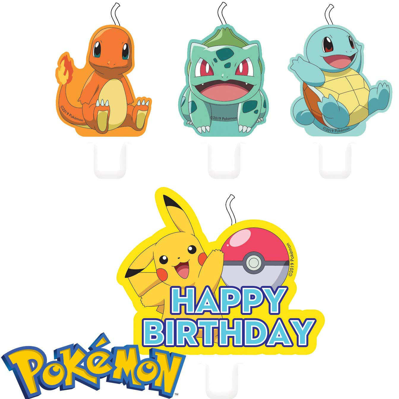 Pokemon Brother Anime Slim Birthday Card 250596