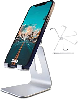 Urise Mobile Stand, Aluminum Desktop Phone Holder