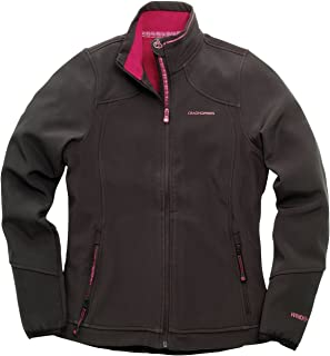 Craghoppers Women's Nuka II Long Sleeve Soft Shell Jacket