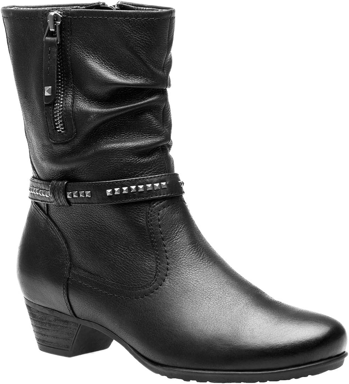 ABEO Marsha Neutral - Mid-Calf Boots