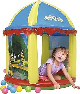 Bestway 91062 - Castillo Hinchable La Casa de Mickey Mouse 99x110 cm