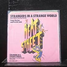"Jenny Burton And Patrick Jude - Strangers In A Strange World - 7"" Vinyl 45 Record"