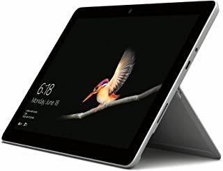 マイクロソフト Surface Go(4GB/64GB) シルバー MHN-00014