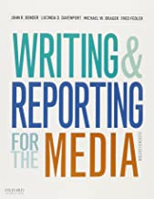 Best writing and reporting for the media 11th edition Reviews