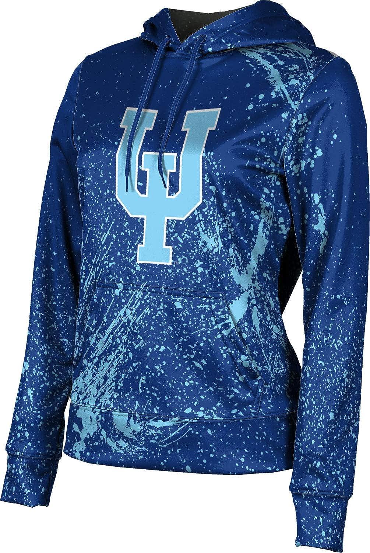 ProSphere Upper Iowa University Girls' Pullover Hoodie, School Spirit Sweatshirt (Splatter)
