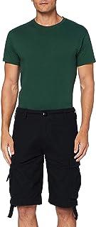 Brandit Pantalones Cortos Vintage Básico para Hombres