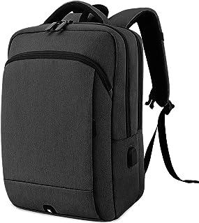Mochila para Laptop Mochila Portatil de 15.6 Pulgadas Mochila Impermeable de Viaje para Escuela Universitaria con Carga US...