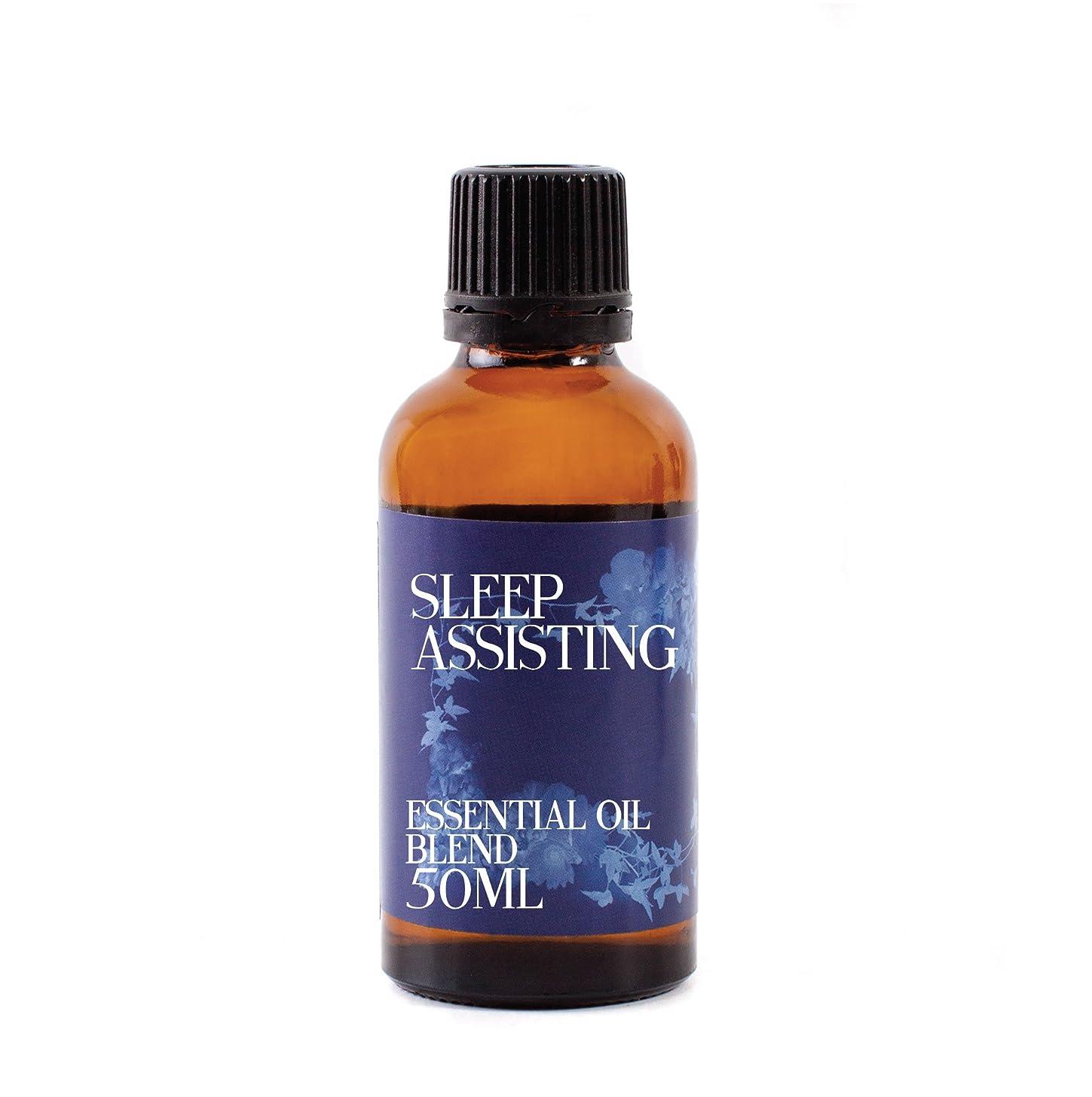 水サルベージ粉砕するMystix London | Sleep Assisting Essential Oil Blend - 50ml - 100% Pure