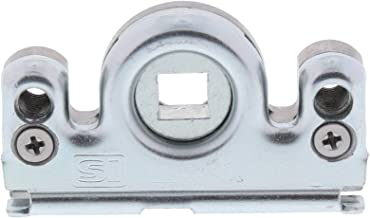 Siegenia TRIAL slakkenbehuizing slak reserveonderdeel schroefbaar voor versnellingsbak 3 en 23 met ToniTec® Upgrade