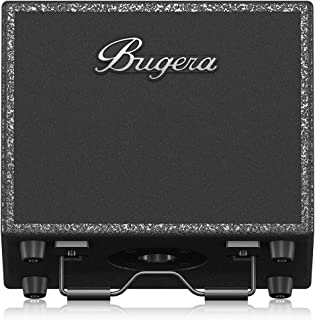 BUGERA AC60 Portable 60-Watt 2-Channel Acoustic Instrument Amplifier with Original Turbosound Speaker Black