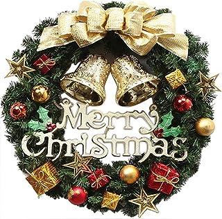 Gutsbox Wieniec bożonarodzeniowy, girlanda bożonarodzeniowa, dekoracja 30 cm, kreatywna Boże Narodzenie, wieniec na drzwi ...