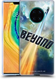 Official Star Trek USS Enterprise NCC-1701 Posters Beyond XIII Soft Gel Case Compatible for Huawei Mate 30 Pro / 5G