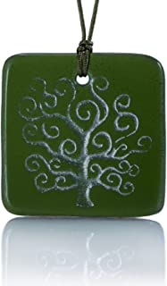 norse tree of life necklace
