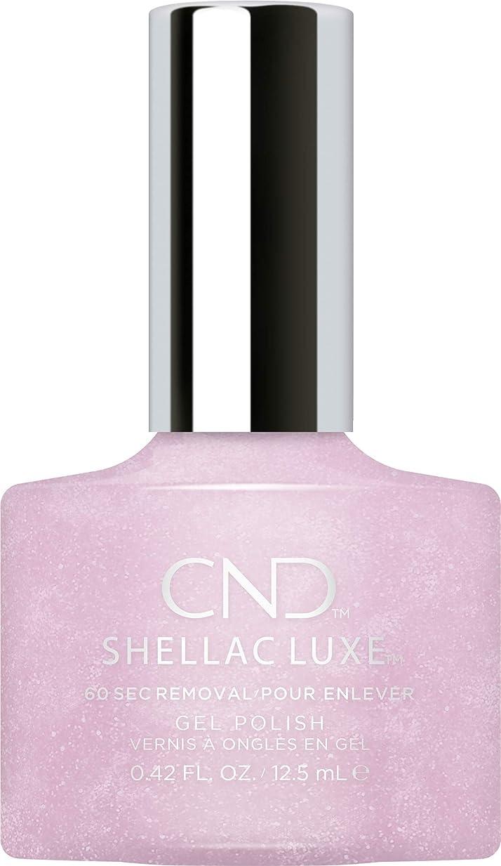 学校の先生十分です幻影CND Shellac Luxe - Lavender Lace - 12.5 ml / 0.42 oz