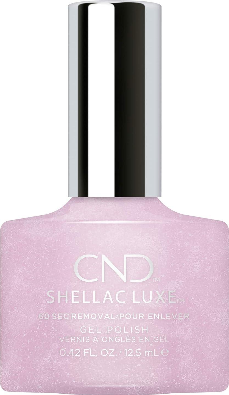 微視的一部またねCND Shellac Luxe - Lavender Lace - 12.5 ml / 0.42 oz