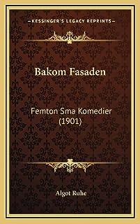 Bakom Fasaden: Femton Sma Komedier (1901)
