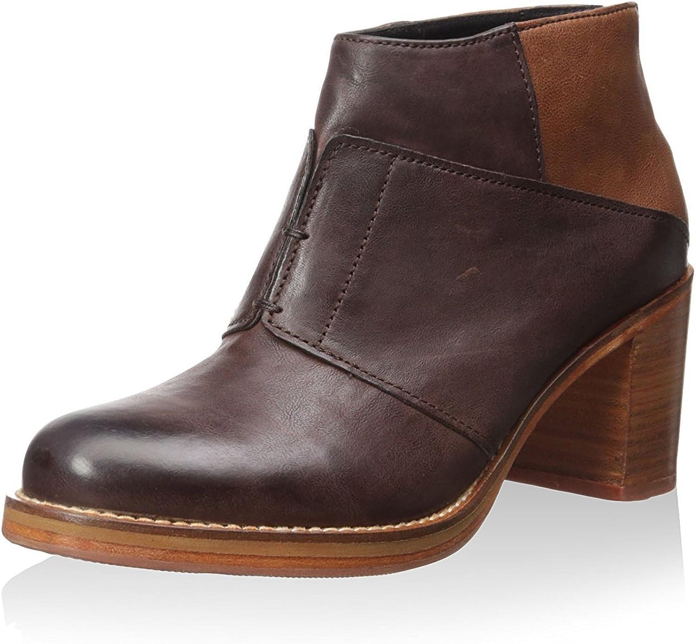 J. shoes Women's Marylebone Patchwork Bootie