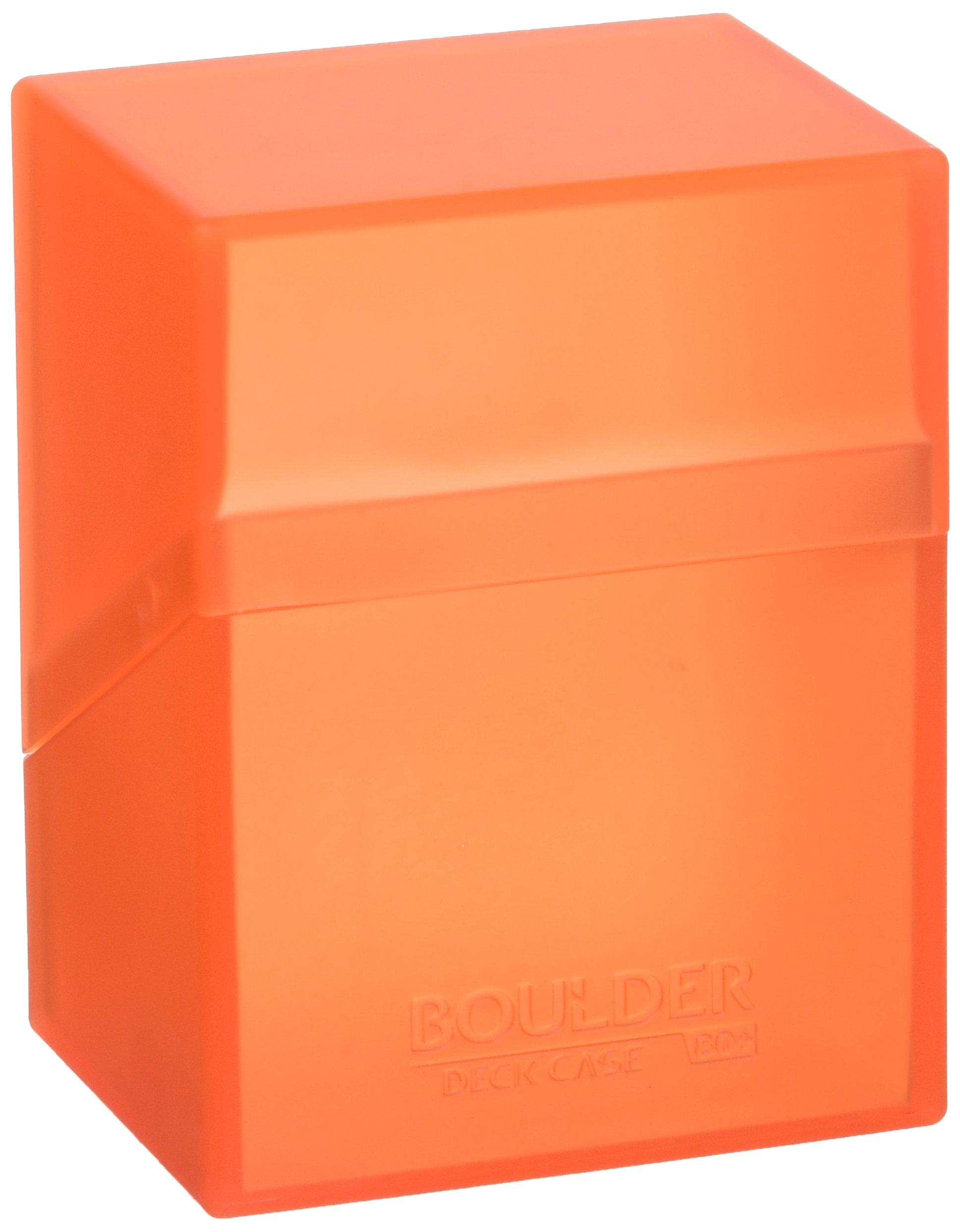 Ultimate Guard Boulder Deck Case 100 Large UGD010689 Frosted Card Game