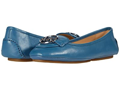 MICHAEL Michael Kors Lillie Moc (Dark Chambray) Women