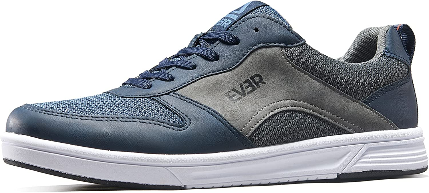 EVER wholesale Men's Casual Walking Lightweight Cheap Sneakers Comfortable