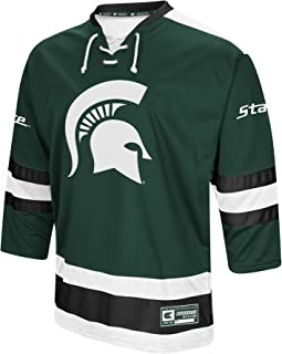 Colosseum NCAA Mens Athletic Machine Hockey Sweater Jersey