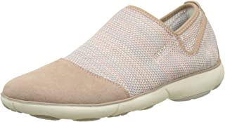 GEOX D Nebula B Womens Slip On Trainers/Shoes
