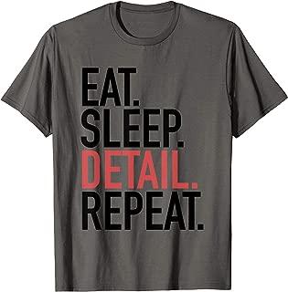 Best detailer t shirt Reviews