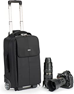 Airport Advantage Rolling Carry-On Camera Bag - Black