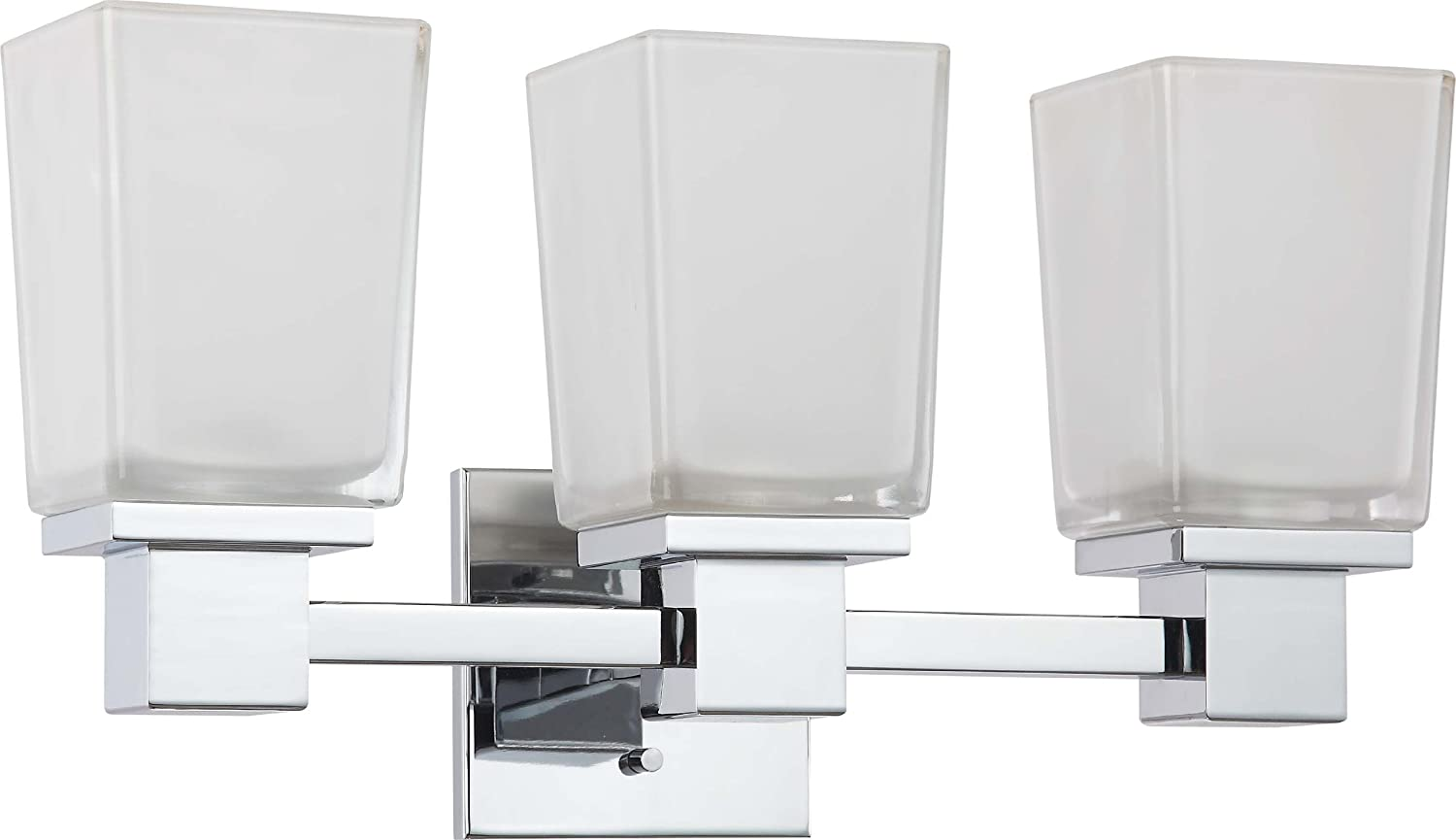 NUVO Max 82% OFF 60 Al sold out. 4003 Three Light Chrome 3Lt Polished Vanity