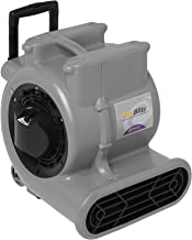 ProTeam 107133 ProBlitz XP Air Mover Fan, Utility Fan, Carpet Dryer, Floor Dryer with Collapsible Handle and Wheels