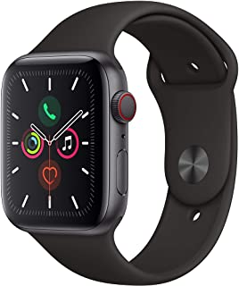 Apple Watch Serie 5 GPS + Celular (renovado)
